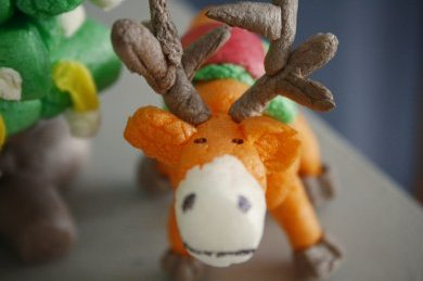 raindeer, playmais