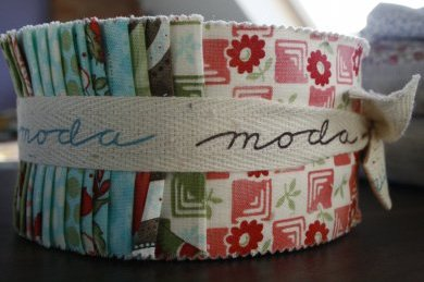 moda jelly roll