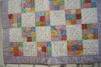quilt front view